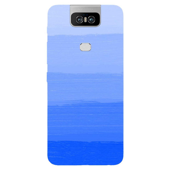Blue Asus 6Z Back Cover-Hamee India