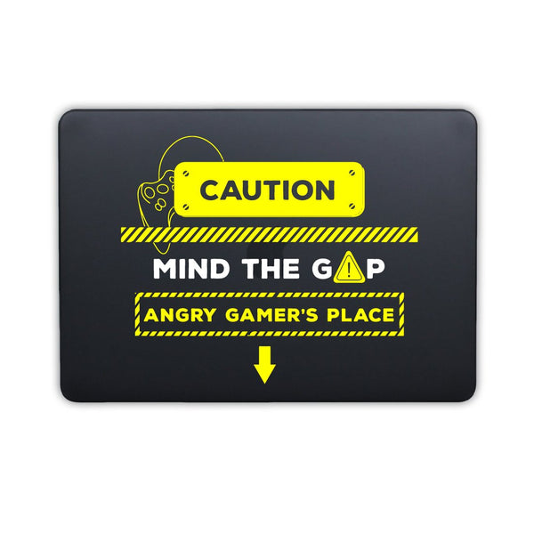 "Angry Gamer - Black MacBook Air 13"" Retina (2018) Cover"