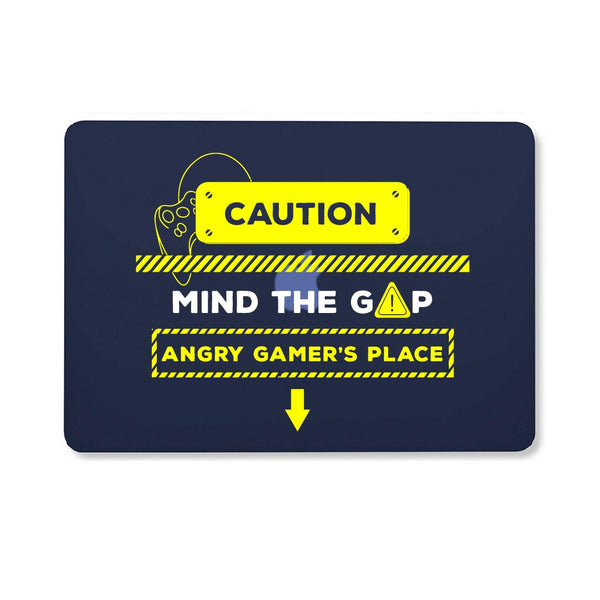 "Angry Gamer - Blue MacBook Air 13"" Retina (2018) Cover"