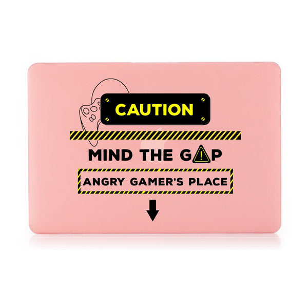 "Angry Gamer - Pink MacBook Air 13"" Retina (2018) Cover"
