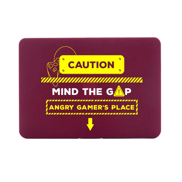 "Angry Gamer - Red MacBook Air 13"" Retina (2018) Cover"