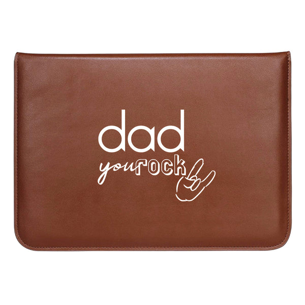 Dad Rock MacBook Sleeve 13.3""