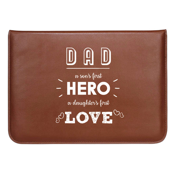 Dad Hero MacBook Sleeve 13.3""
