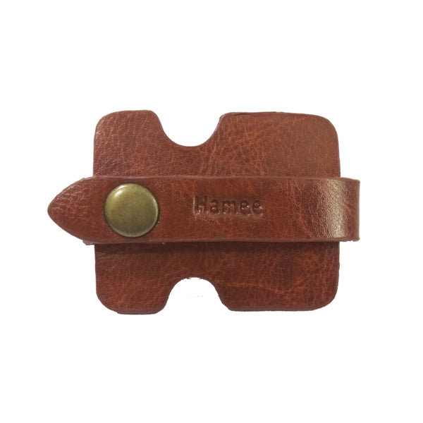 Hamee Leather Cable Organizer-Hamee India