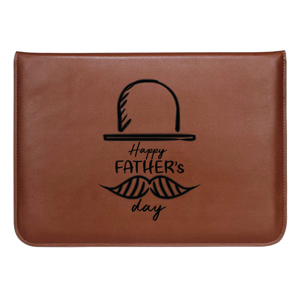 Father's Hat MacBook Sleeve 13.3""