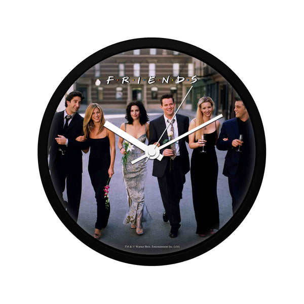 Friends - After Party - Wall Clock