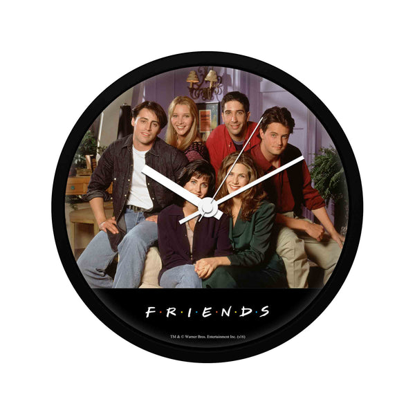 Friends - At Home - Wall Clock