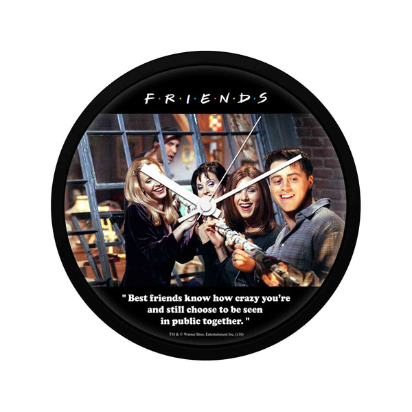 Friends - Best Friends - Wall Clock
