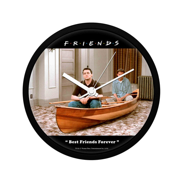 Friends - Boat - Wall Clock