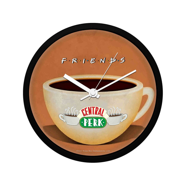 Friends - Central Perk - Wall Clock