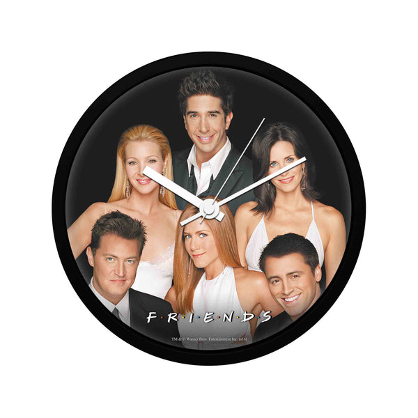 Friends - Close up - Wall Clock