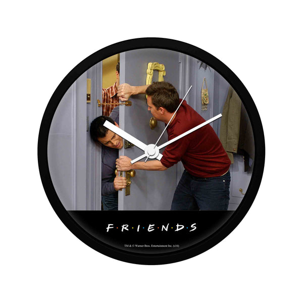 Friends - Joey's Choking - Wall Clock