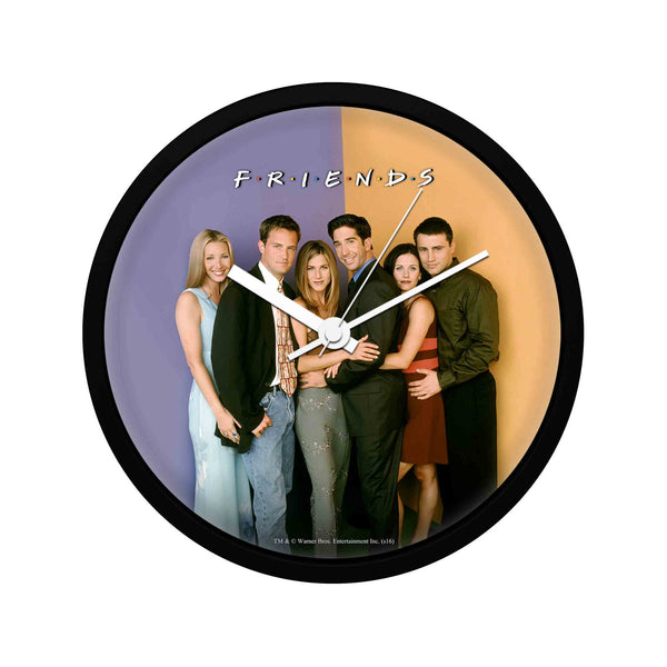 Friends - Old School - Wall Clock