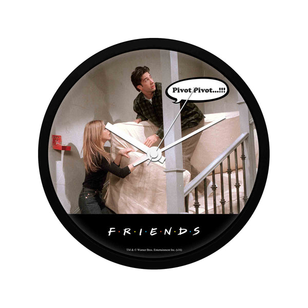 Friends - Pivot - Wall Clock