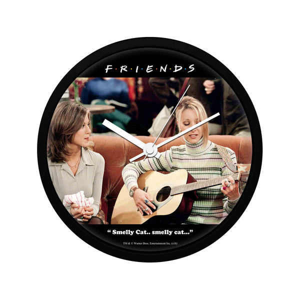 Friends - Smelly Cat - Wall Clock