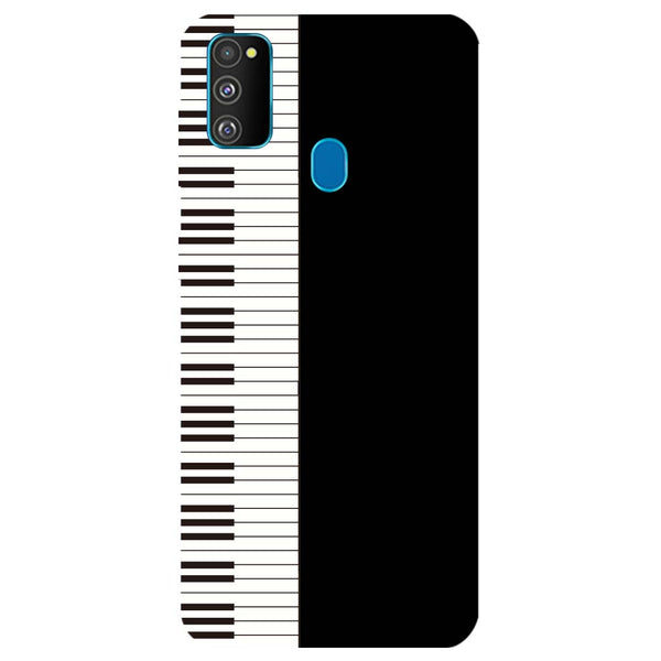 Piano Samsung Galaxy M30s Back Cover