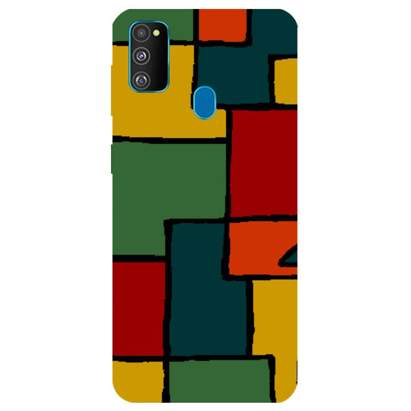 Blocks Samsung Galaxy M30s Back Cover