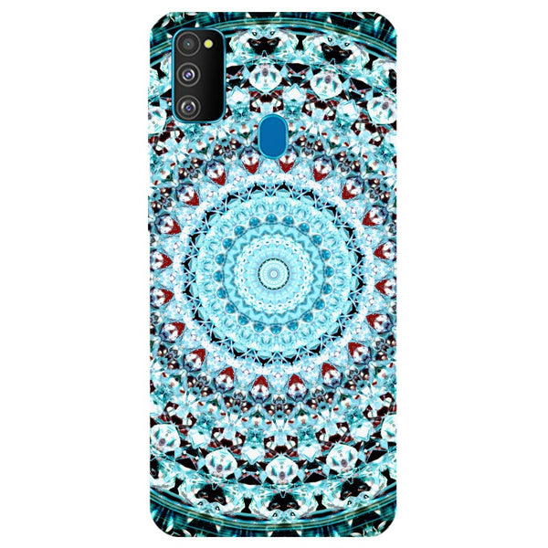 Mandala Samsung Galaxy M30s Back Cover