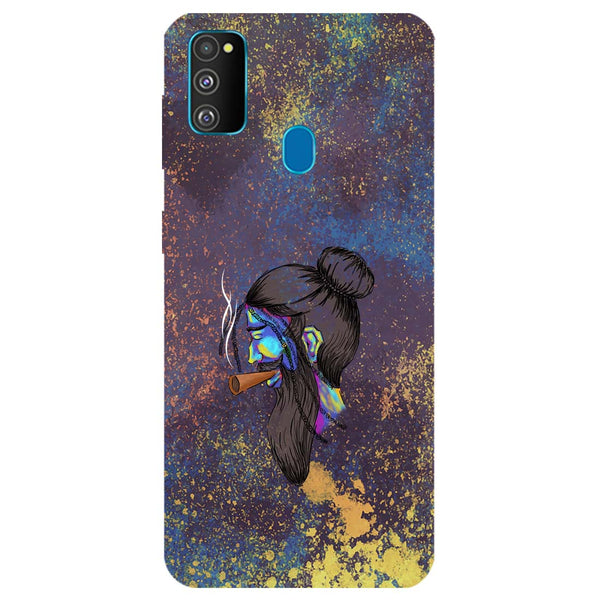 Cool Beard Samsung Galaxy M30s Back Cover
