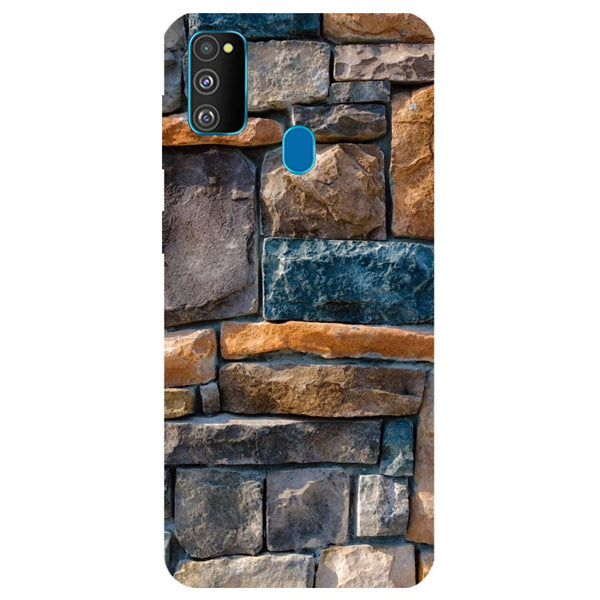 Bricks Samsung Galaxy M30s Back Cover