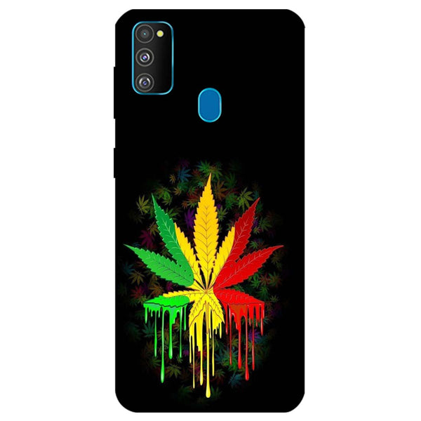 Rasta Samsung Galaxy M30s Back Cover