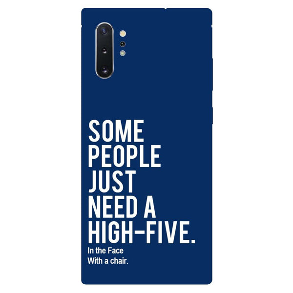 High Five Samsung Galaxy Note 10 Back Cover