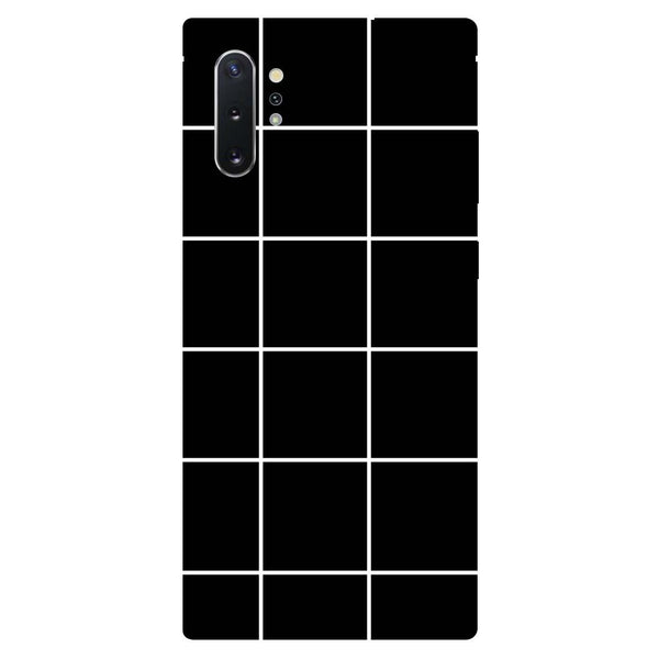Checks Samsung Galaxy Note 10 Back Cover