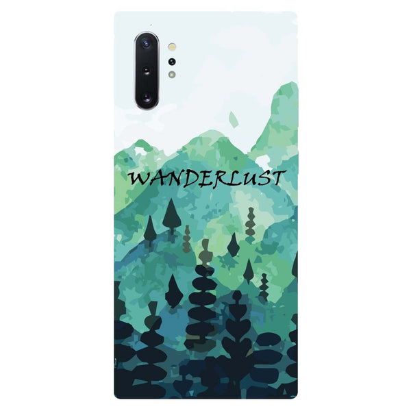 Wanderlust Samsung Galaxy Note 10 Back Cover