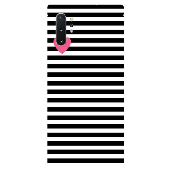 Stripes Samsung Galaxy Note 10 Back Cover