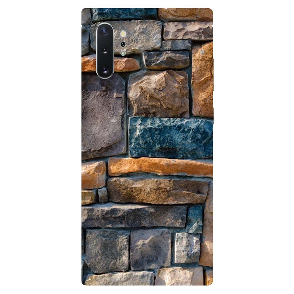 Bricks Samsung Galaxy Note 10 Back Cover