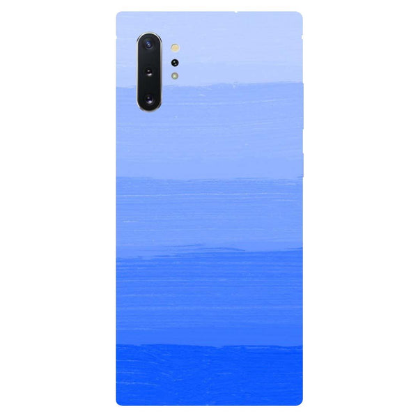 Blue Samsung Galaxy Note 10 Back Cover