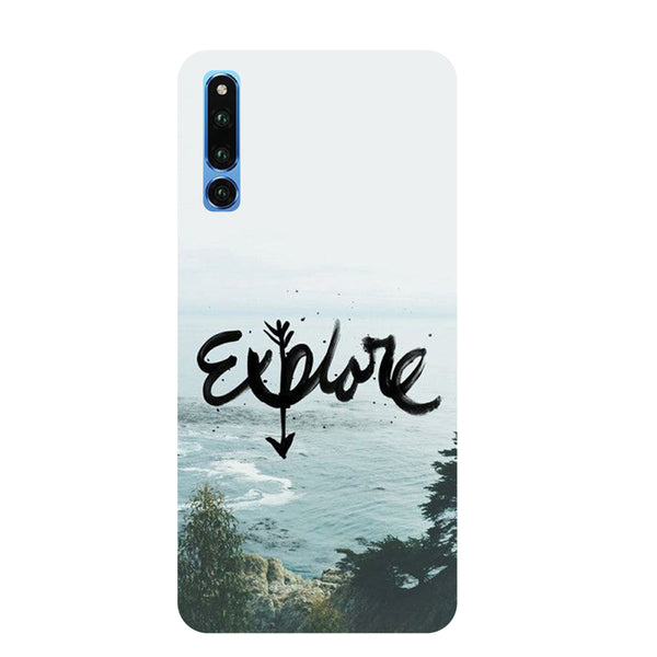 Explore Honor Magic 2 Back Cover-Hamee India