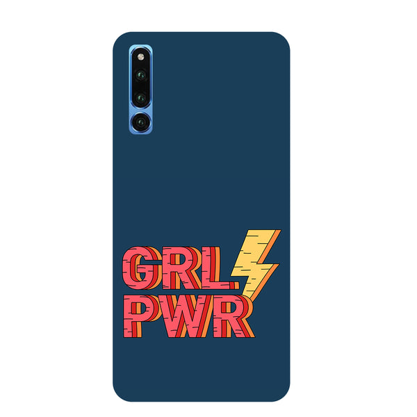 Grl Pwr Honor Magic 2 Back Cover-Hamee India