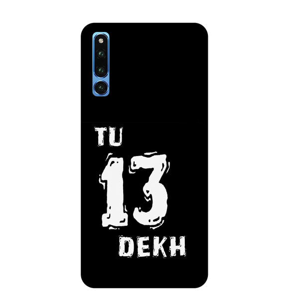 Tu Tera Honor Magic 2 Back Cover-Hamee India
