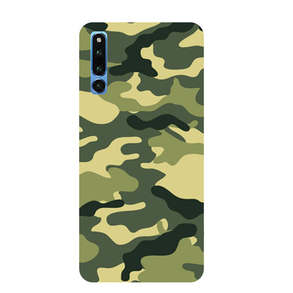 Camouflage Honor Magic 2 Back Cover-Hamee India