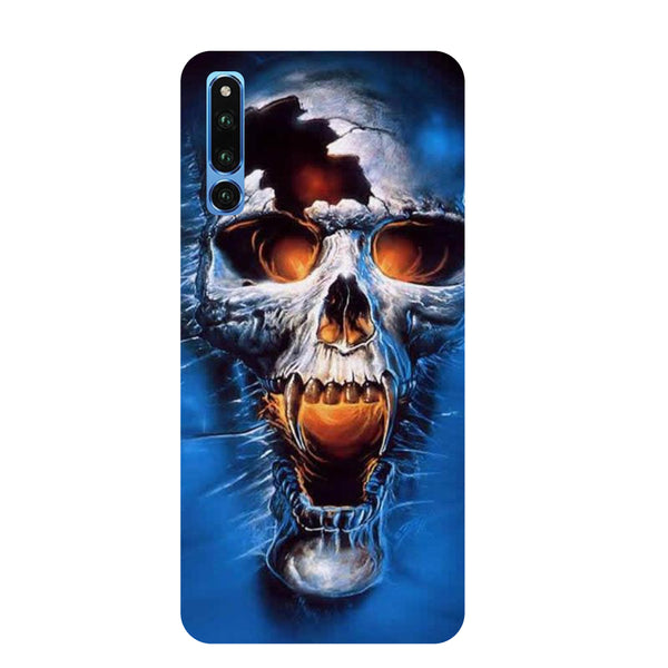 Skull Honor Magic 2 Back Cover-Hamee India