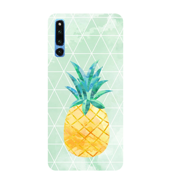 Pineapple Paint Honor Magic 2 Back Cover-Hamee India