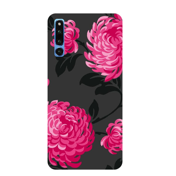 Blooming Honor Magic 2 Back Cover-Hamee India