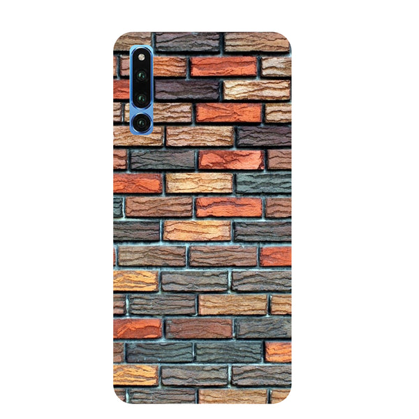 Brick Wall Honor Magic 2 Back Cover-Hamee India