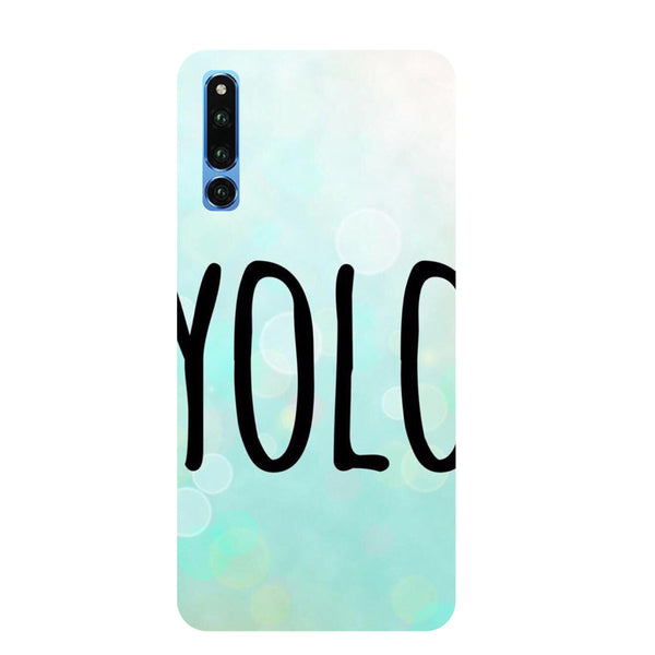 YOLO Honor Magic 2 Back Cover-Hamee India
