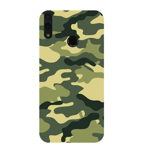 Camouflage Honor 8C Back Cover-Hamee India