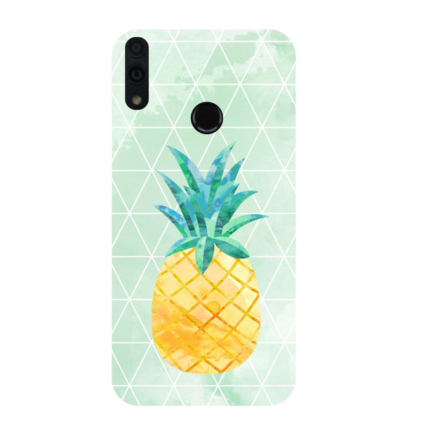 Pineapple Paint Honor 8C Back Cover-Hamee India