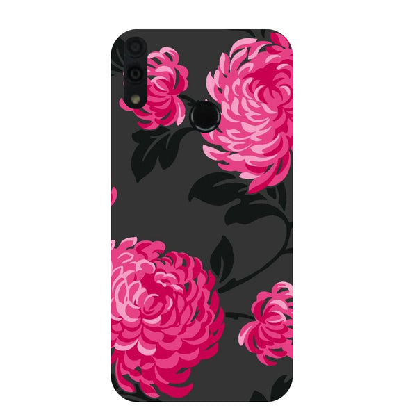 Blooming Honor 8C Back Cover-Hamee India