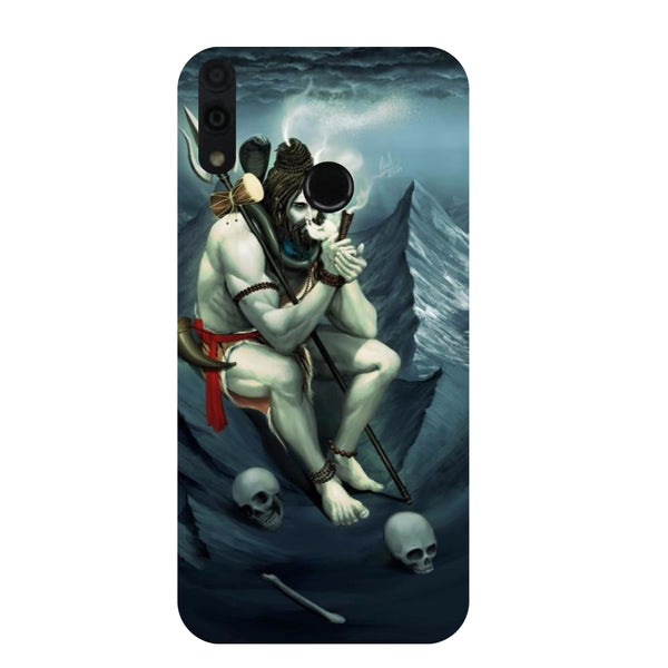 Abode Honor 8C Back Cover-Hamee India