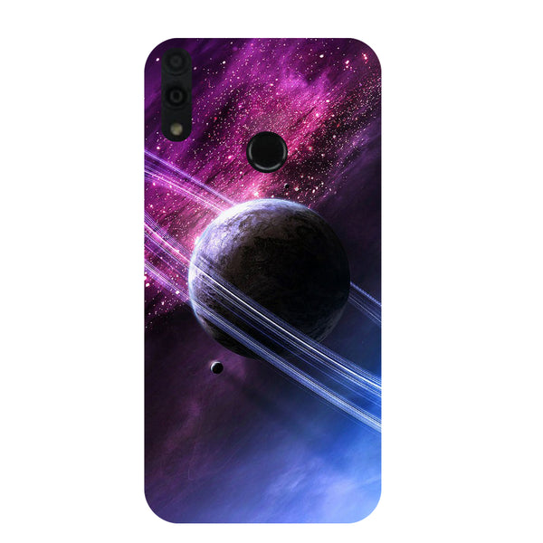 Planet Honor 8C Back Cover-Hamee India