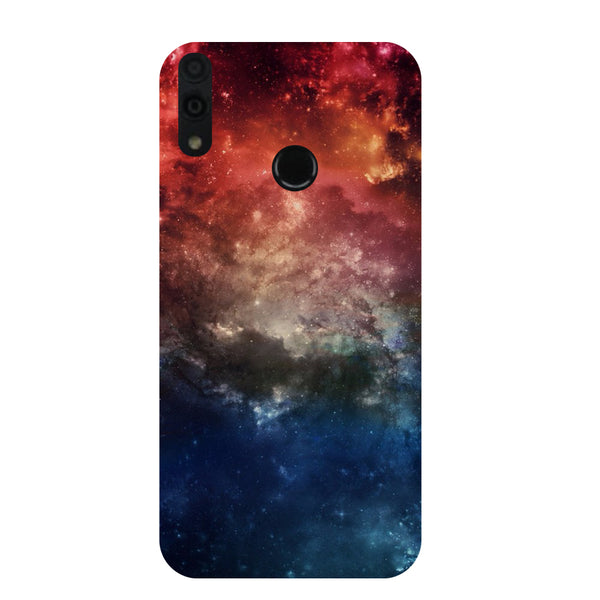 Outer Space Honor 8C Back Cover-Hamee India