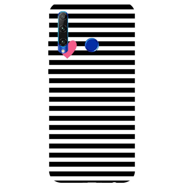 Stripes Honor 20i Back Cover