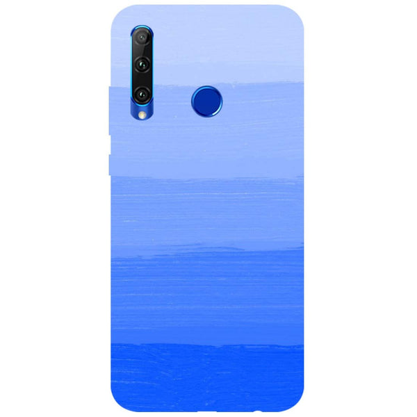 Blue Honor 20i Back Cover