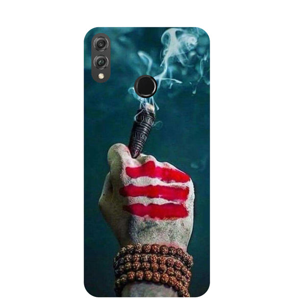 Nasha Honor 8X Back Cover-Hamee India