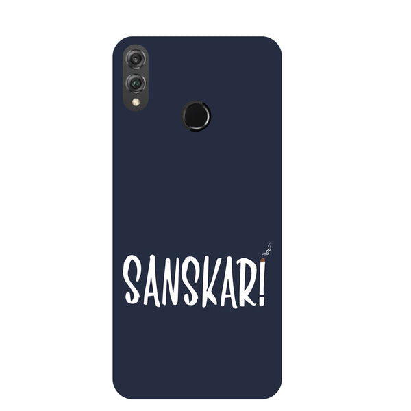 Sanskaari 2 Honor 8X Back Cover-Hamee India